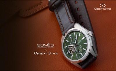 Đồng hồ Orient Star đỉnh cao của nghệ thuật làm đồng hồ.