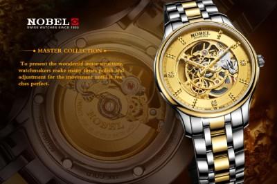 Top 5 mẫu đồng hồ Nobel 1903 Thụy Sĩ ấn tượng nhất