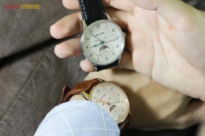 Điểm khác biệt giữa đồng hồ Quarzt và đồng hồ cơ