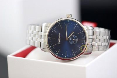 Cách bảo quản và làm sạch dây đồng hồ kim loại của thương hiệu Wenger
