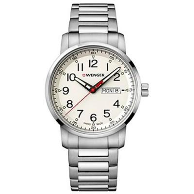 Đồng hồ Wenger 01 1541 108 lịch lãm nhưng không kém phần cá tính