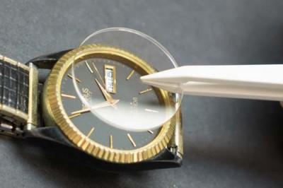 Giá thay mặt kính đồng hồ sapphire