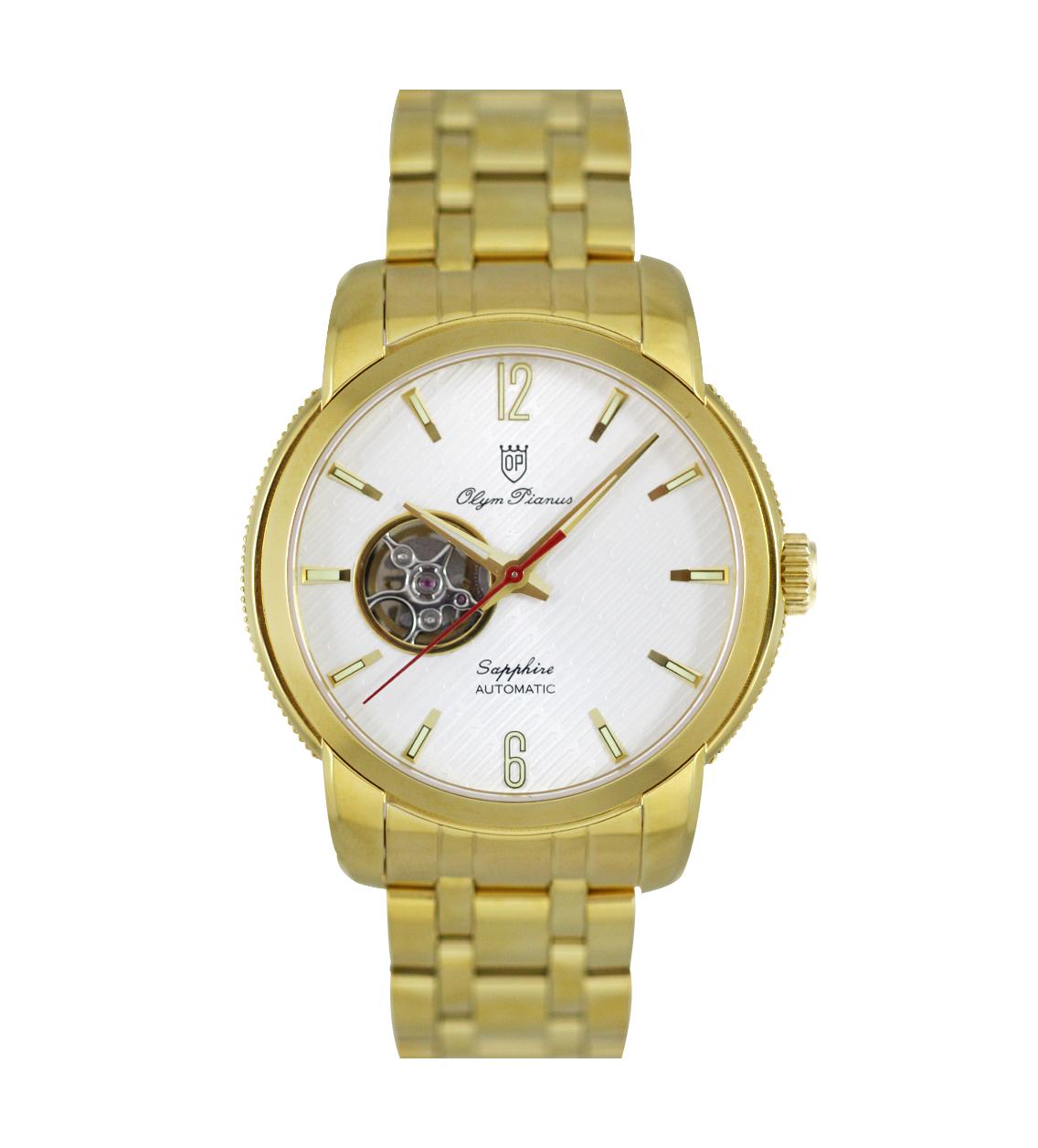 Đồng hồ OP nam Automatic OP990-132AMK-T