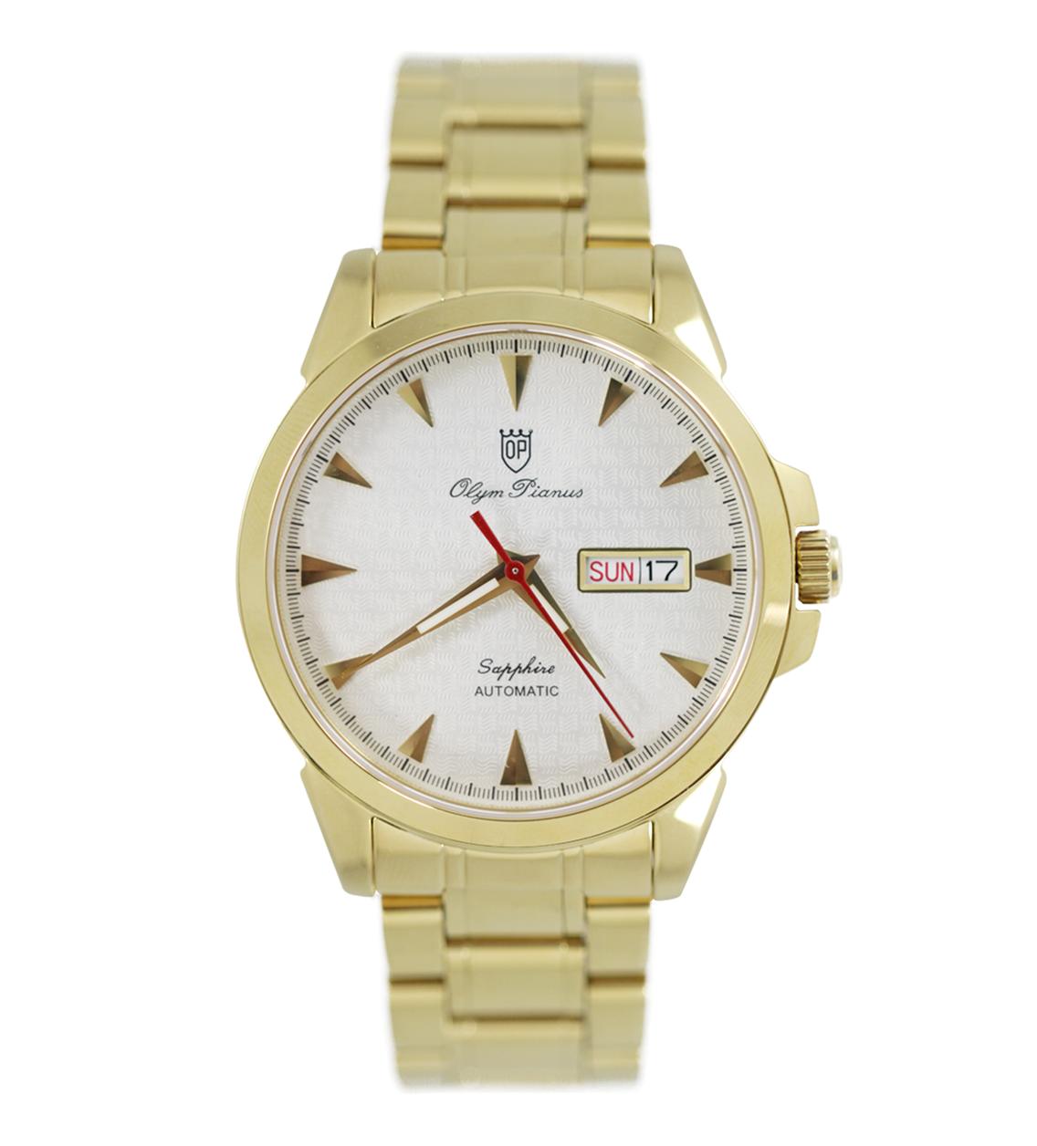 Đồng hồ nam Olym Pianus Gold OP990-08AMK-T