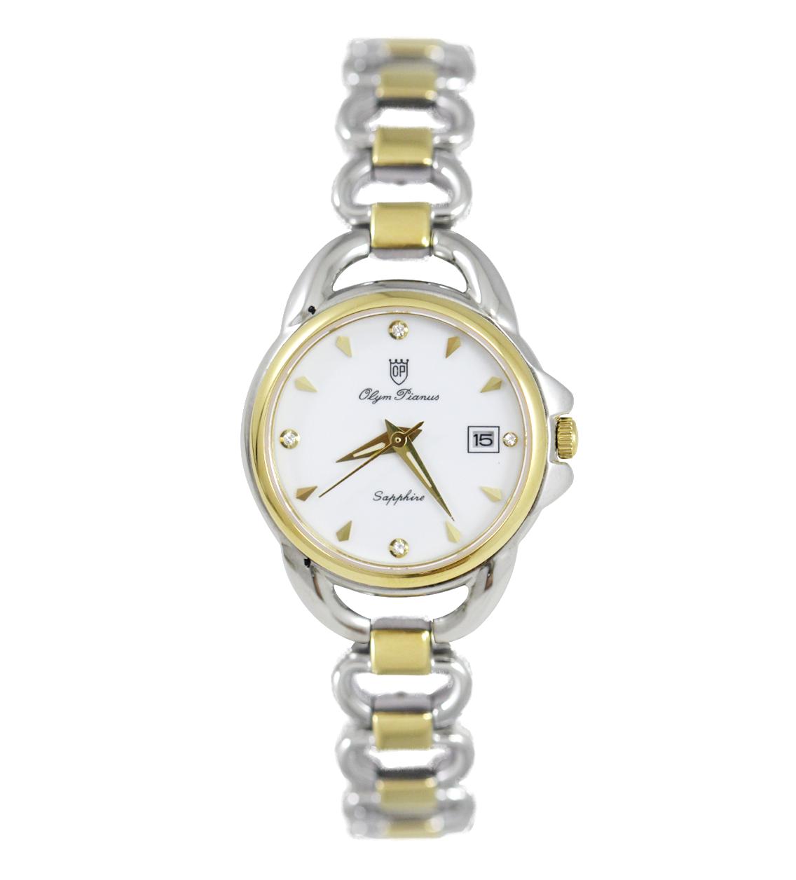 Đồng hồ nữ Olym Pianus OP2467LSK-T