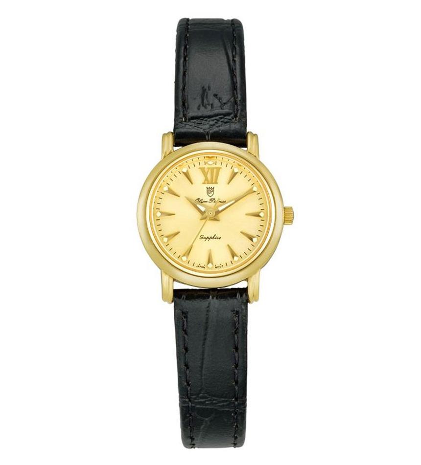Đồng hồ nữ OLYM PIANUS dây da 130-07LK