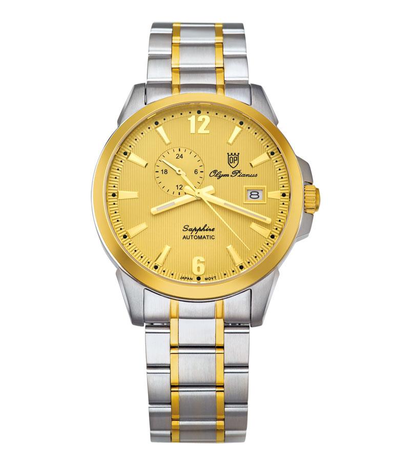 Đồng hồ nam OLYM PIANUS 990-081AMSK