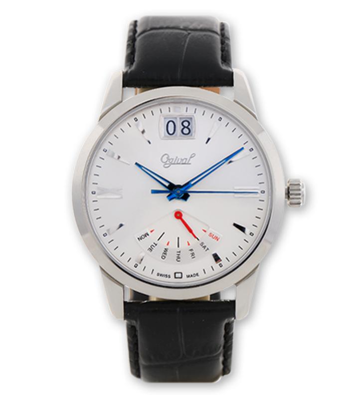 Đồng hồ nam Ogival khỏe khoắn OG832-06LM-GL