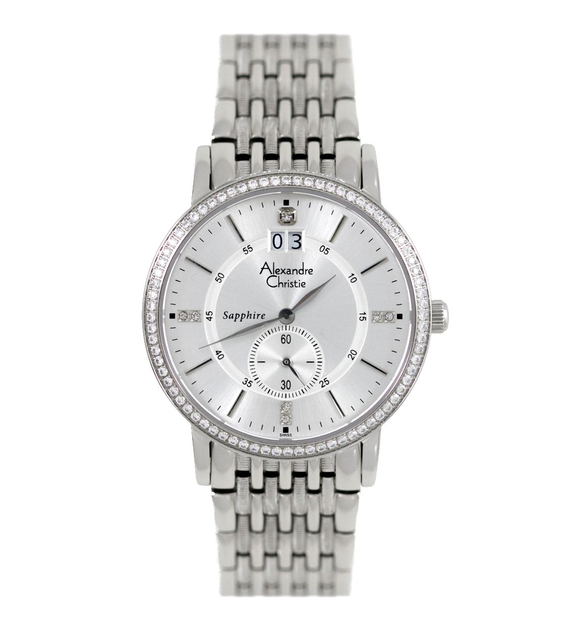 Đồng hồ Alexandre Christie nam 8C13A