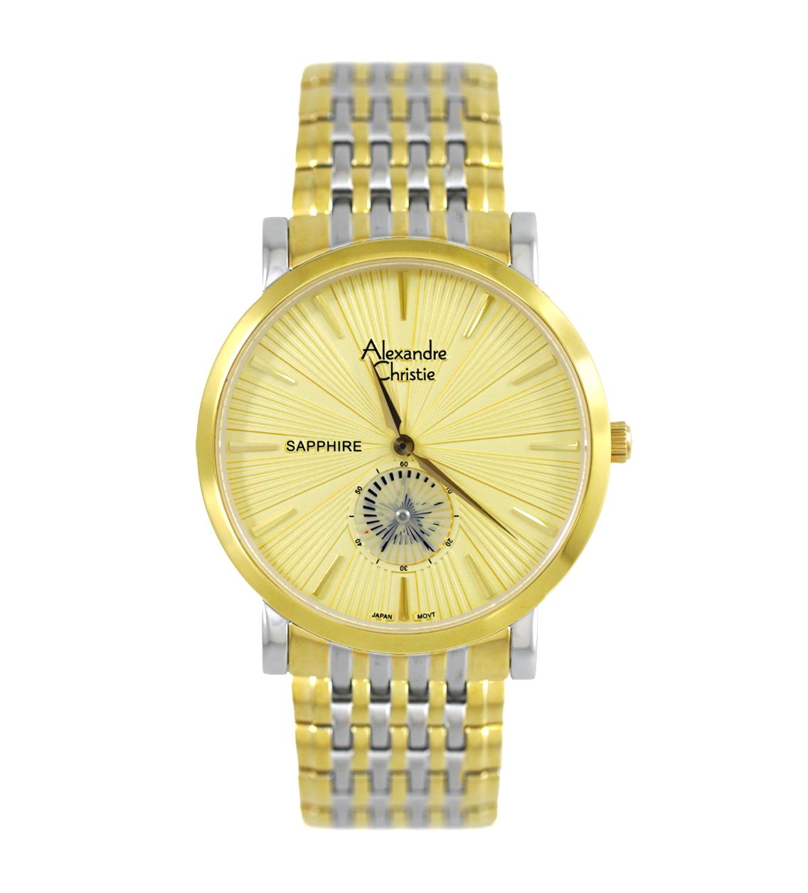 Đồng hồ nam Alexandre Christie 8C19M