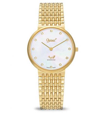Đồng hồ nam Ogival Diamond OG385-022MK-T