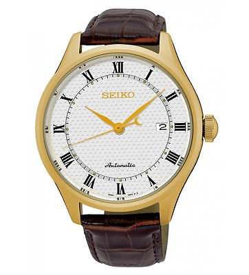 Đồng hồ Seiko mạ vàng automatic SRP770K1