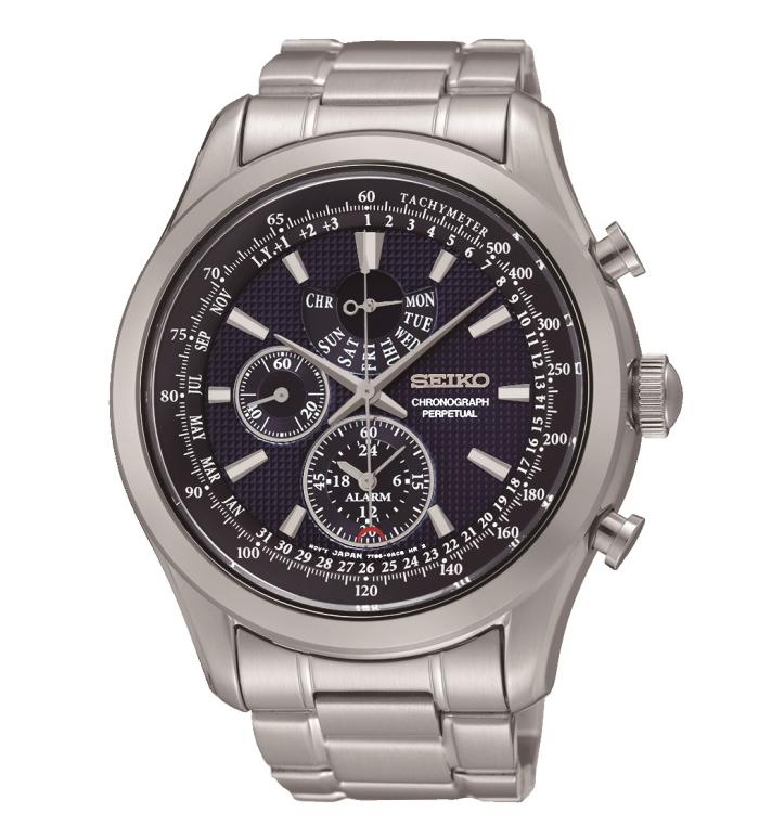 Đồng hồ Seiko Chronograph Perpetual SPC125P1