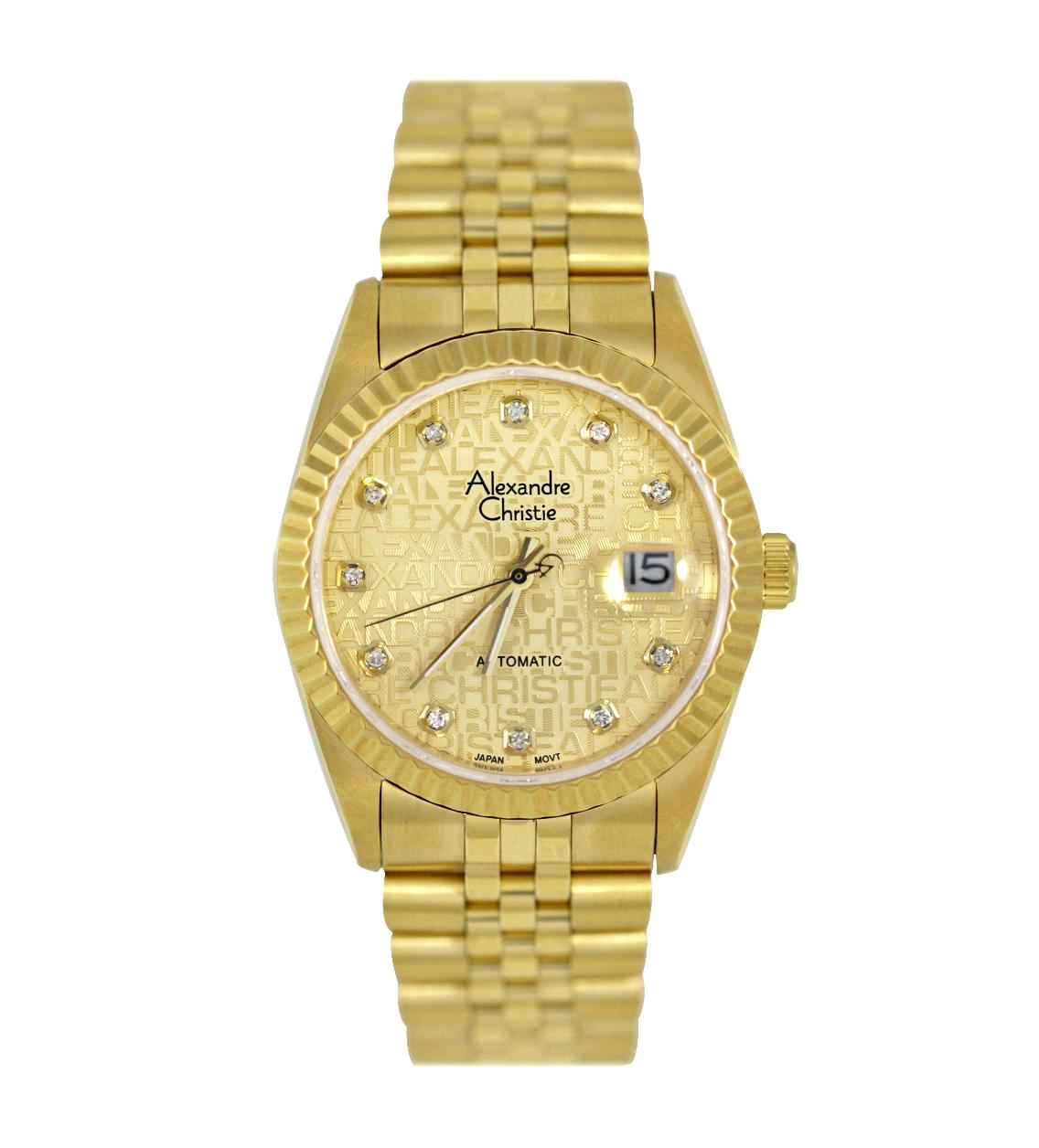 Đồng hồ Alexandre Christie nam 8A138M