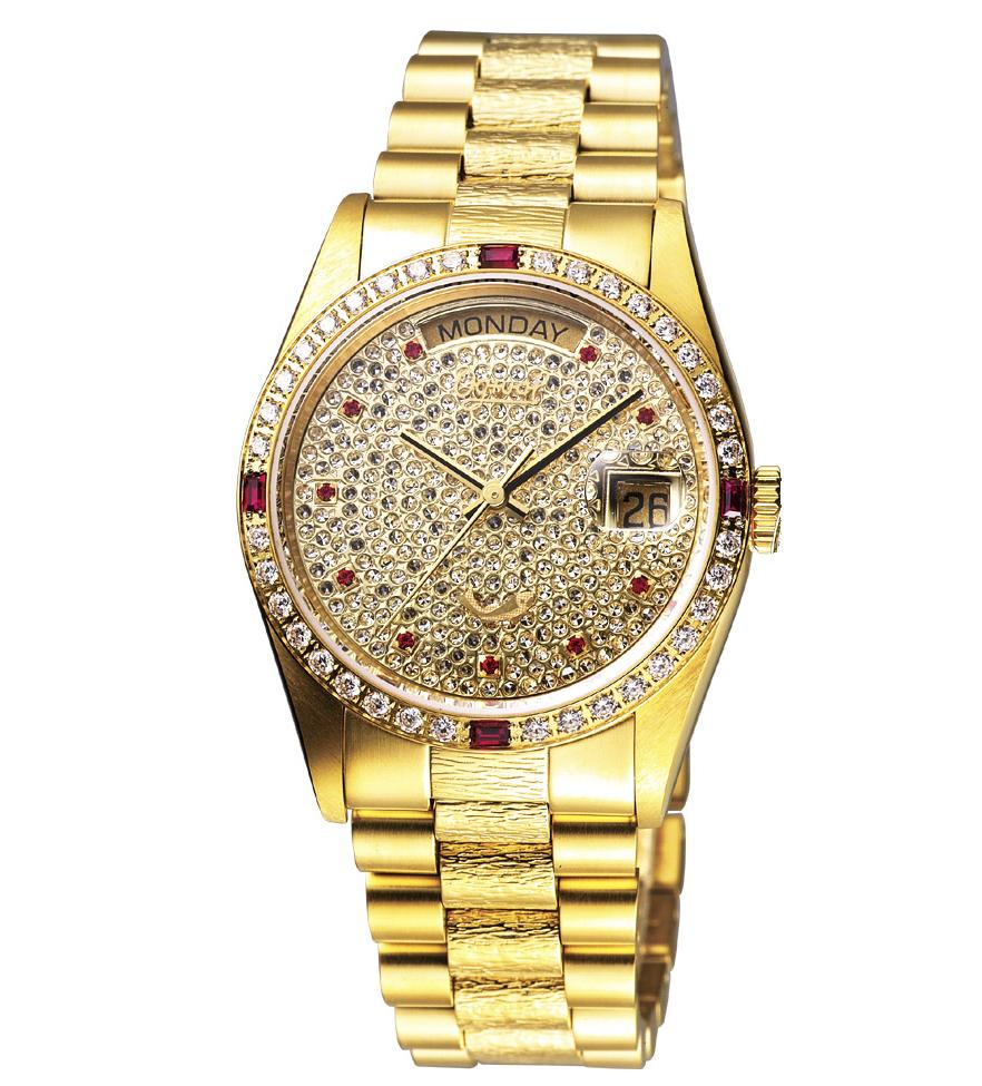 Đồng hồ Ogival nam OG30327DMK