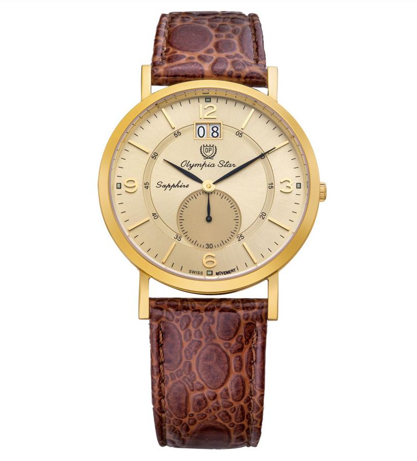Đồng hồ nam Olympia Star 58012-04MK-GL