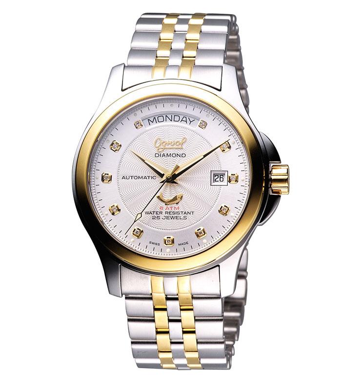 Đồng hồ nam OGIVAL DIAMOND OG3353-AJMSK