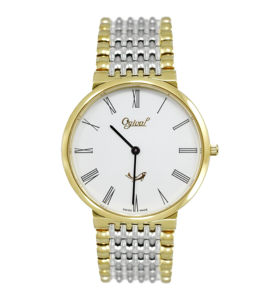 Đồng hồ Ogival nam Classic OG385-021MSK