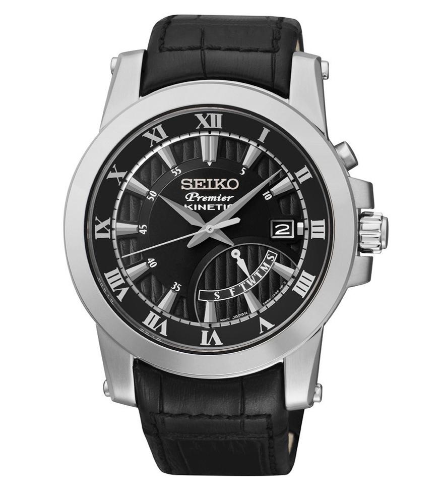 Đồng hồ nam Seiko Premier Kinetic SRN039P2