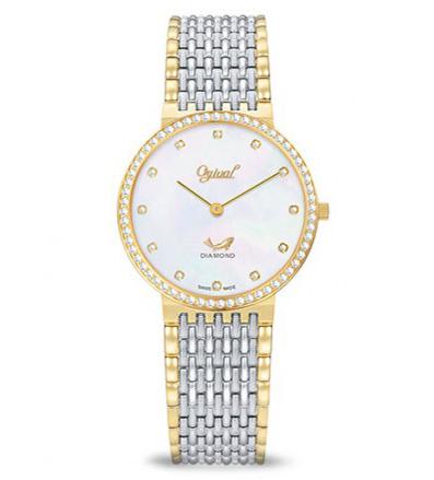 Đồng hồ Ogival Diamond OG385-022DMSK-T