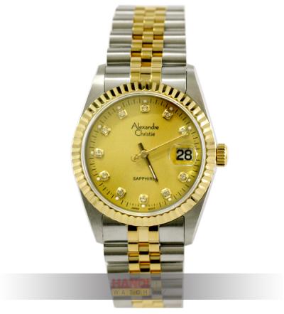 Đồng hồ ALEXANDRE CHRISTIE nam 8B138M