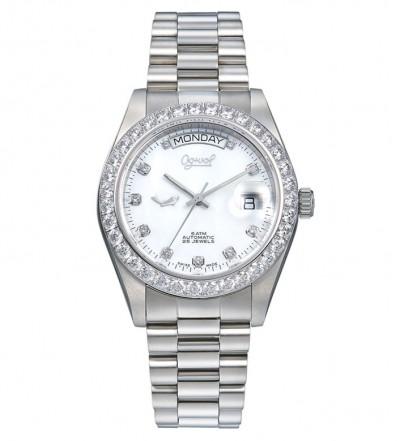 Đồng hồ OGIVAL nam OG303271DGW 2 lịch