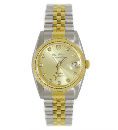 Đồng hồ Olym Pianus nam OP89322SK-V