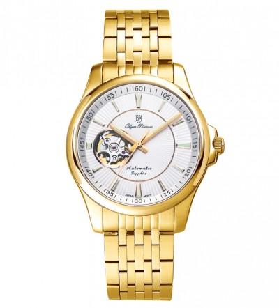 Đồng hồ nam Olym Pianus vàng OP990-082AMK-T