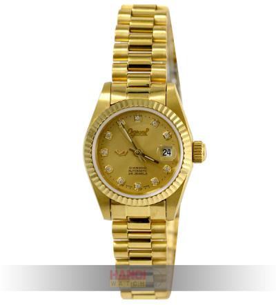 Đồng hồ OGIVAL nữ mạ vàng OG30328LK