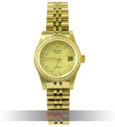 Đồng hồ ALEXANDRE CHRISTIE nữ 8B138L
