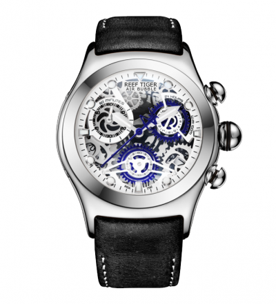 Đồng hồ Reef Tiger Big Bang Skeleton RGA792-YLB