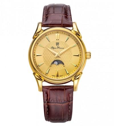 Đồng hồ OLYM PIANUS nam 68021-05MK-GL-Gold