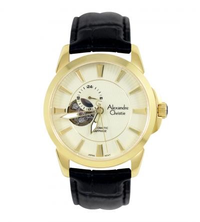 Đồng hồ cơ Alexandre Christie 8A197B-MGPCR