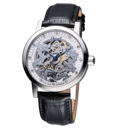 Đồng hồ Ogival Diamond Skeleton OG388.63AGS-GL
