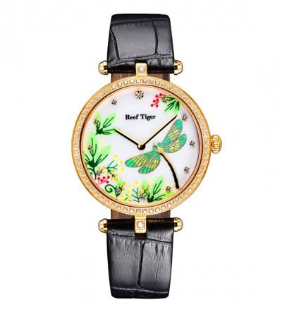 Đồng hồ Reef Tiger nữ Love RGA151-GWBD