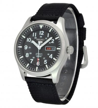 Đồng hồ Seiko 5 quân đội size to SNZG15K1