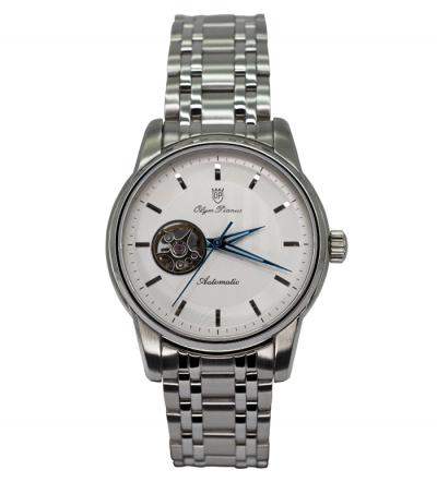 Đồng hồ nam OLYM PIANUS 990-162AM White