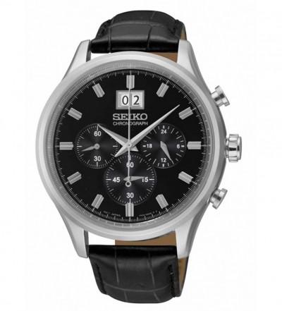 Đồng hồ Seiko chronograph 6 kim SPC083P2