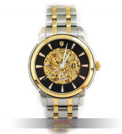 Đồng hồ Olym Pianus skeleton OP990-134AG
