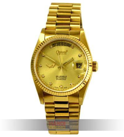 Đồng hồ nam OGIVAL DIAMOND 2 lịch OG30328MK