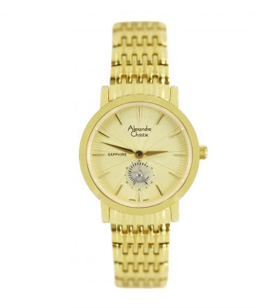 Đồng hồ nữ Alexandre Christie 8C19A-LGPGO