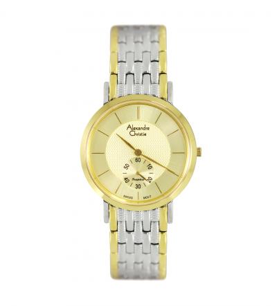 Đồng hồ Alexandre Christie kim rốn 8C11A-MTGGO