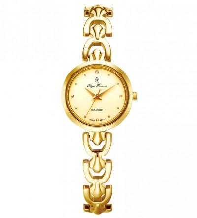 Đồng hồ lắc tay nữ Olym Pianus OP2460LK