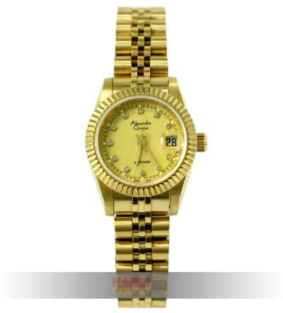 Đồng hồ Alexandre Christie nữ 8B138L-001911