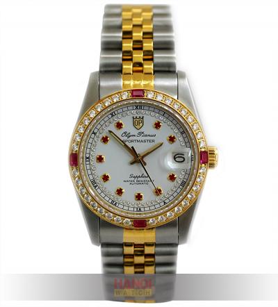 Đồng hồ chính hãng Olym Pianus OP89322DSK-T