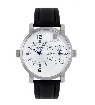 Đồng hồ Valentino Rudy Dual Time VR8805WDBK.M