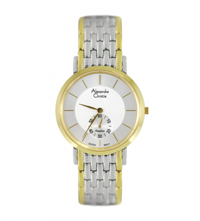 Đồng hồ Alexandre Christie kim rốn 8C11A-MTGCR
