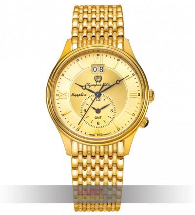 Đồng hồ Olympia Star nam 580501-03MK GOLD