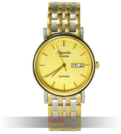 Đồng hồ Alexandre Christie nam AC8C12MSK