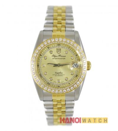 Đồng hồ Olym Pianus nam OP89322DMSK-V